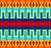 Αφηρημένο σχέδιο με τις γραμμές και το τρέκλισμα Στοκ εικόνες με δικαίωμα ελεύθερης χρήσης