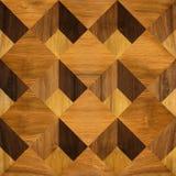 Αφηρημένο σχέδιο ξυλεπένδυσης - άνευ ραφής υπόβαθρο Στοκ Φωτογραφία