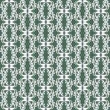 Αφηρημένο σχέδιο σε ένα πράσινο υπόβαθρο Στοκ εικόνες με δικαίωμα ελεύθερης χρήσης