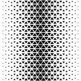 Αφηρημένο σχέδιο τριγώνων πολυγώνων γραπτό γραφικό Στοκ φωτογραφία με δικαίωμα ελεύθερης χρήσης