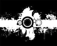 αφηρημένο σχέδιο grunge Στοκ Εικόνα
