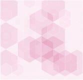 Αφηρημένο σύγχρονο σχέδιο σύστασης τεχνολογίας hexagon Διανυσματική ανασκόπηση Στοκ Εικόνες