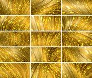 Αφηρημένο σύνολο υποβάθρου bokeh Στοκ εικόνα με δικαίωμα ελεύθερης χρήσης