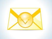 αφηρημένο ταχυδρομείο ε&iot Στοκ Εικόνα