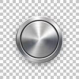 Αφηρημένο τεχνολογίας πρότυπο διακριτικών μετάλλων κύκλων γεωμετρικό απεικόνιση αποθεμάτων
