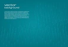 Αφηρημένο τεχνολογικό πράσινο υπόβαθρο με τα στοιχεία του μικροτσίπ Σύσταση υποβάθρου πινάκων κυκλωμάτων Στοκ Εικόνες