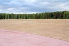 Αφηρημένο τοπίο Στοκ Εικόνες