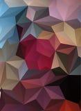 αφηρημένο τρίγωνο ανασκόπη&si Στοκ φωτογραφία με δικαίωμα ελεύθερης χρήσης