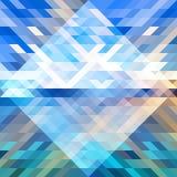 Αφηρημένο τρίγωνο bg40 Στοκ φωτογραφία με δικαίωμα ελεύθερης χρήσης