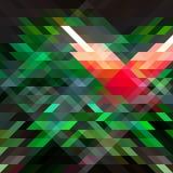 Αφηρημένο τρίγωνο bg28 Στοκ φωτογραφία με δικαίωμα ελεύθερης χρήσης