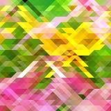 Αφηρημένο τρίγωνο bg8 Στοκ Εικόνες