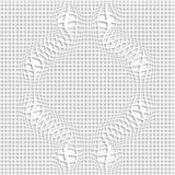 Αφηρημένο τρισδιάστατο άνευ ραφής σχέδιο σχεδίων Στοκ φωτογραφία με δικαίωμα ελεύθερης χρήσης