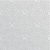 Αφηρημένο τρισδιάστατο άνευ ραφής σχέδιο σχεδίων Στοκ εικόνες με δικαίωμα ελεύθερης χρήσης