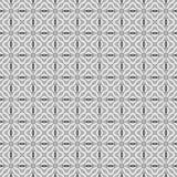 Αφηρημένο τρισδιάστατο σχέδιο με γκρίζος και άσπρος Στοκ Εικόνα
