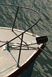 Αφηρημένο τόξο μιας βάρκας Στοκ εικόνες με δικαίωμα ελεύθερης χρήσης