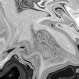 αφηρημένο υγρό αφηρημένο υπόβαθρο με τις ραβδώσεις ελαιογραφίας διανυσματική απεικόνιση