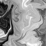αφηρημένο υγρό αφηρημένο υπόβαθρο με τις ραβδώσεις ελαιογραφίας ελεύθερη απεικόνιση δικαιώματος