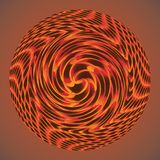 Αφηρημένο υγρό υπόβαθρο χρωμάτων διανυσματική απεικόνιση