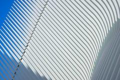 Αφηρημένο υπόβαθρο έννοιας αρχιτεκτονικής Στοκ Φωτογραφία