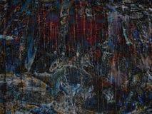 Αφηρημένο υπόβαθρο βάσει του shabby χρώματος σύστασης Στοκ Φωτογραφίες