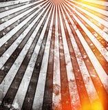 Αφηρημένο υπόβαθρο ηλιαχτίδων grunge Στοκ Εικόνες