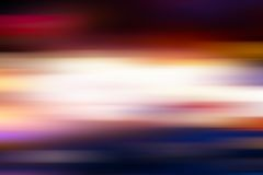 Αφηρημένο υπόβαθρο θαμπάδων κινήσεων Στοκ Εικόνες