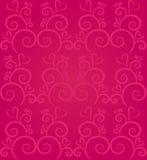 Αφηρημένο υπόβαθρο καρδιών στο ροζ Στοκ Φωτογραφία