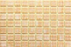 Αφηρημένο υπόβαθρο κεραμιδιών μωσαϊκών Στοκ Εικόνα