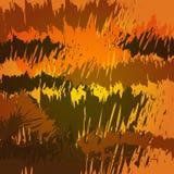 Αφηρημένο υπόβαθρο κρητιδογραφιών grunge r απεικόνιση αποθεμάτων
