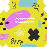 Αφηρημένο υπόβαθρο κτυπήματος βουρτσών, ζωηρόχρωμη ομιλία Στοκ εικόνα με δικαίωμα ελεύθερης χρήσης