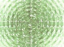 Αφηρημένο υπόβαθρο, κύμα, δίκτυο, κύκλος Στοκ Εικόνα