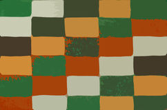 Αφηρημένο υπόβαθρο με ένα ζωηρόχρωμο ορθογώνιο σχέδιο Στοκ Εικόνα