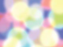 Αφηρημένο υπόβαθρο με πολλούς χρώμα Στοκ Εικόνα