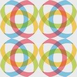 Αφηρημένο υπόβαθρο με τα στοιχεία χρώματος διανυσματική απεικόνιση