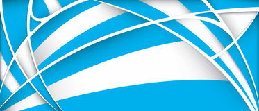 Αφηρημένο υπόβαθρο με τα χρώματα της σημαίας της Αργεντινής Στοκ Εικόνα