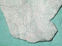 Αφηρημένο υπόβαθρο με τη σύσταση κιρκιριών Στοκ φωτογραφίες με δικαίωμα ελεύθερης χρήσης