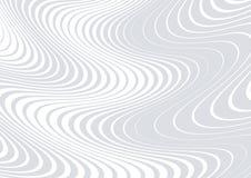 Αφηρημένο υπόβαθρο με τις διαστρεβλωμένες γραμμές Η κυρτότητα του διαστήματος Ρευστή κίνηση απεικόνιση αποθεμάτων