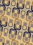 Αφηρημένο υπόβαθρο με τις ορθογώνιες μορφές Στοκ Εικόνα