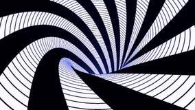 Αφηρημένο υπόβαθρο με τον περιστρεφόμενο έλικα ζωτικότητας Αφηρημένη στροβιλιμένος ζωηρόχρωμη χοάνη Περιστρεφόμενος στρόβιλος ουρ ελεύθερη απεικόνιση δικαιώματος
