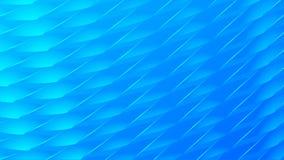 Αφηρημένο υπόβαθρο με το μπλε σχέδιο ελεύθερη απεικόνιση δικαιώματος