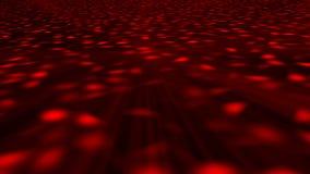 Αφηρημένο υπόβαθρο με το πάτωμα disco τρισδιάστατη απόδοση ελεύθερη απεικόνιση δικαιώματος