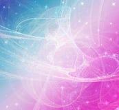 Αφηρημένο υπόβαθρο με fractal Στοκ Φωτογραφίες
