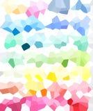Αφηρημένο υπόβαθρο ουράνιων τόξων τεχνολογίας Φουτουριστικό αφηρημένο σχέδιο ελεύθερη απεικόνιση δικαιώματος