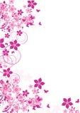 Αφηρημένο υπόβαθρο λουλουδιών στοκ φωτογραφίες με δικαίωμα ελεύθερης χρήσης