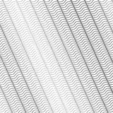Αφηρημένο υπόβαθρο παραίσθησης γραμμών κυμάτων Στοκ φωτογραφία με δικαίωμα ελεύθερης χρήσης