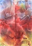 Αφηρημένο υπόβαθρο πολύχρωμο Στοκ εικόνες με δικαίωμα ελεύθερης χρήσης