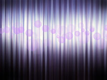 Αφηρημένο υπόβαθρο στα ιώδη χρώματα Στοκ Εικόνα