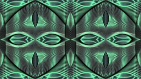 Αφηρημένο υπόβαθρο στους πράσινους τόνους, εικόνα ράστερ για το σχέδιο Στοκ εικόνα με δικαίωμα ελεύθερης χρήσης