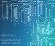 Αφηρημένο υπόβαθρο στο μπλε χρώμα με τη θέση για το κείμενο ελεύθερη απεικόνιση δικαιώματος