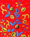 Αφηρημένο υπόβαθρο σχεδίων λουλουδιών Στοκ εικόνα με δικαίωμα ελεύθερης χρήσης